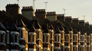 Economist with Davy Stockbrokers, Conall Mac Coille, said the Covid-19 business and travel restrictions have led to a collapse in housing tractions in March and this month (stock photo)