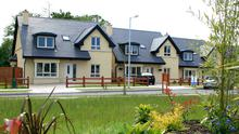 There are two homes left in the first phase of Barretstown