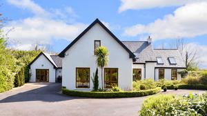 The house is located at Roveagh near Kilcolgan in south Galway