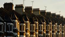 The cost of renting fell by 3.3pc in May when compared with the same month a year ago (stock photo)
