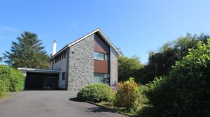 Rushworth is a substantial property located on the Muckross Road in Killarney
