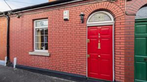 34 St Benedict's Gardens is located off the North Circular Road in Dublin 7