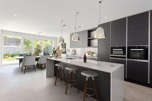 Visualisation of the kitchen at 8 The Avenue