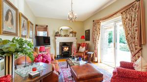 The living room at the property in Coolcoots Lane on the outskirts of Wexford town