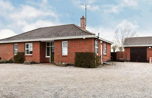 Bedfanstown, Drumree, Co Meath, Three-bed detached bungalow, €349,000