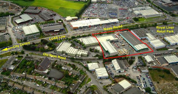 Brooks Timber and Building Supplies Ltd. Old Naas Road