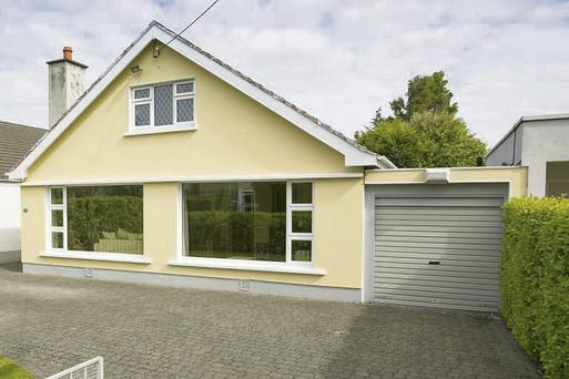 Number 23 Leinster Lawn estate in Clonskeagh