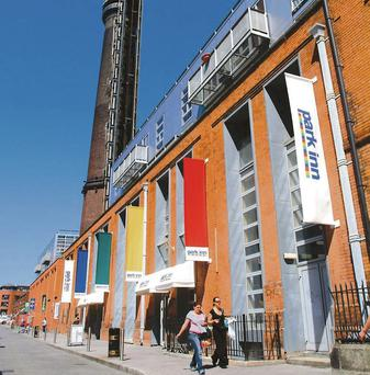 Capreit bought properties in a number of areas of Dublin, including Smithfield