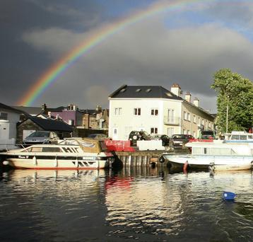 Carrick on Shannon, Co Leitrim. Photo:James Connolly