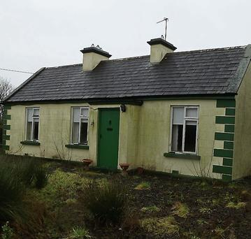 7. €15,000 - One-Bed Cottage in Roscommon