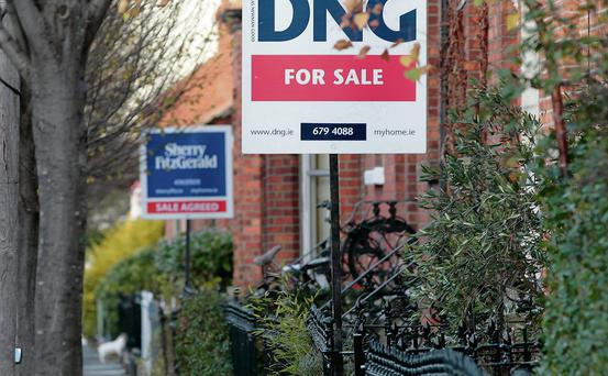 Bust and boom: A shortage of houses in the capital is driving the current market