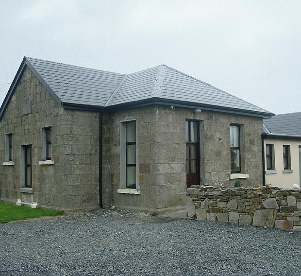 Carrowniskey old schoolhouse, Louisburgh, Co Mayo