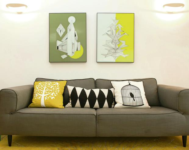 Interior designers are now enabling home owners to find their own style.