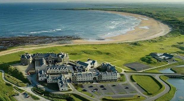 Doonbeg Golf Club, which Donald Trump has recently bought