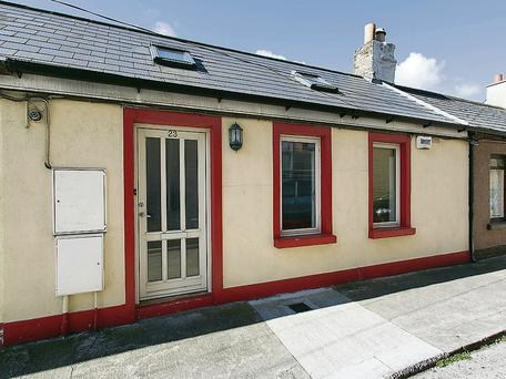 23 Erne Terrace off Pearse Street in Dublin 2 is on sale for €275,000