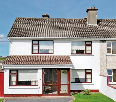 36 Maunsell's Park in Galway is on the market for €390k.