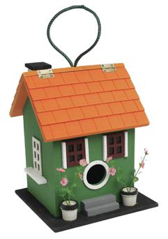 Bird tree house, €25, Dotcomgiftshop