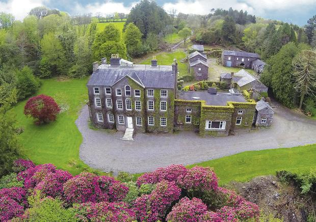 Dripsey Castle on the banks of the river is sale for €2m