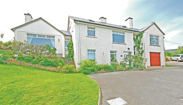 On sale in Donegal for €295k.
