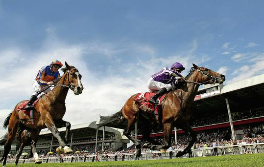 The Irish Derby is one of the biggest day's in Ireland's racing calendar
