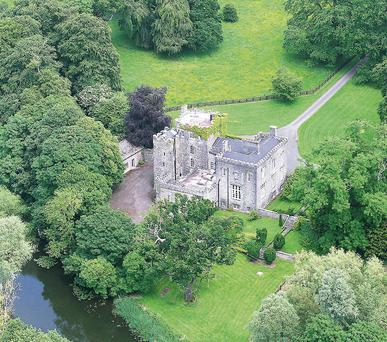 The fairy tale retreat is on the market for €1.25m