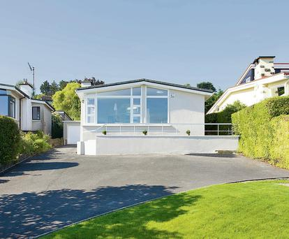 27 Knocknacree Park, Dalkey - back on the market for €975,000.