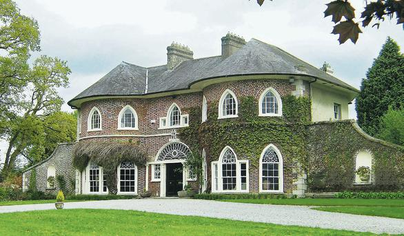 Duke of Wellington's country home, Co Carlow
