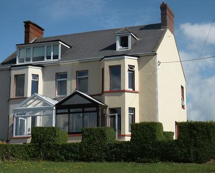 Beaumont, a semi-detached period house at Weaver's Point, is on the market for €395,000