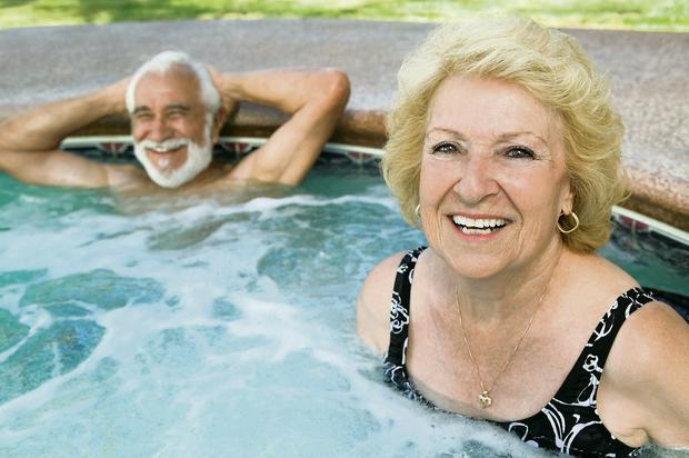 Hot tubs look great, but are a no-no for selling a house