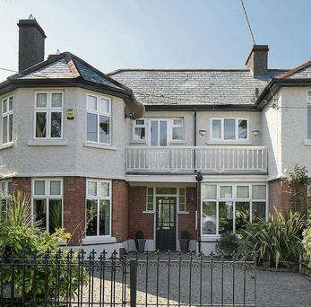 No 14 Frascati Park, on the market for €1,025k