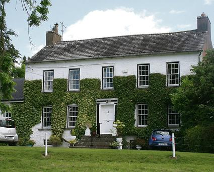 Spring Lodge is on the market for €375k.