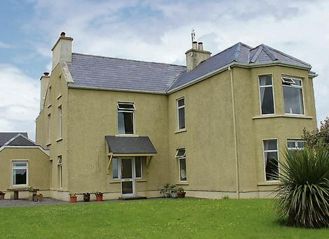 Killaghtee House, Co Donegal
