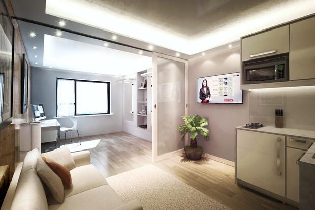 Micro flats can address the shortage of affordable rental accommodation.