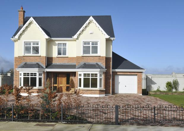 Clarence Court has three double-fronted detached homes left