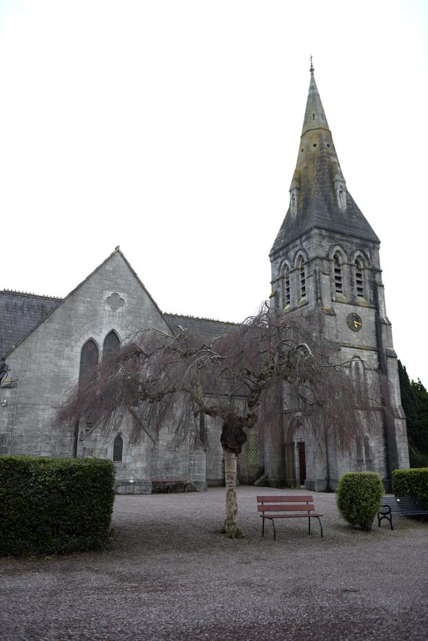 St Luke's Chruch of Ireland has long been a landmark in Douglas