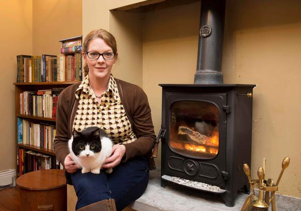 Wood-burning desire - how a stove is more efficient