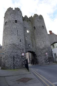 St Laurence's Gate in Drogheda
