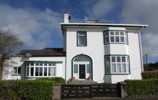 Whitepoint House - this 19th century detached house has views all the way to Cork Harbour