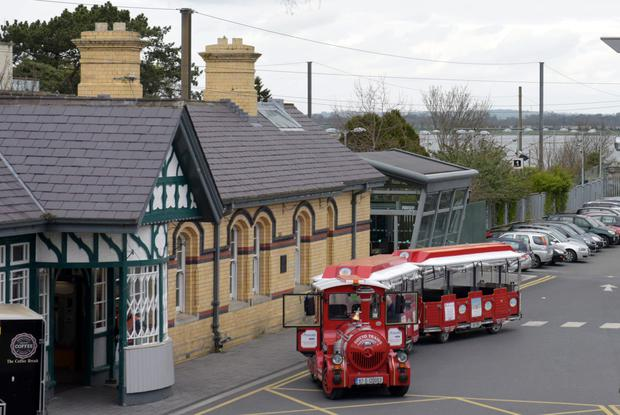 The incident happened in Malahide village