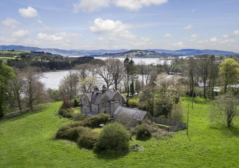 Old Rectory sits next to Blessington Lake and is surrounded by stunning countryside