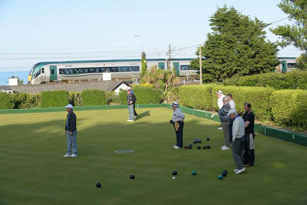 Greystones has an array of sporting facilities including lawn bowls