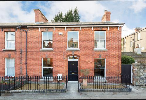 The double-fronted Victorian redbrick a stone's throw from Dunville Avenue