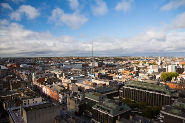 Seven of the ten fastest growing areas are in Dublin - with the remaining three lying on the commuter belt in easy reach of the capital.