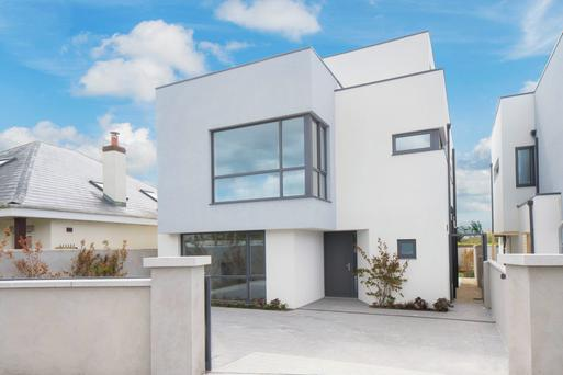 Sharp design by architects Tyler Owens in Clontarf