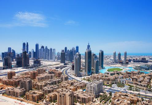 Despite falling prices after two years of double-digit growth, there were 64,000 residential sales completed in Dubai (population 2.8 million) last year, compared to 45,000 in Ireland (population 4.5 million)