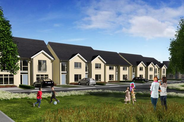Cois na Mara in Bettystown will total 88 houses in all