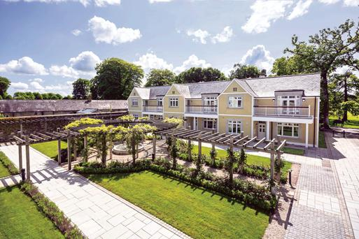 Houses on the beautiful 535 acre Mount Juliet Estate in Kilkenny