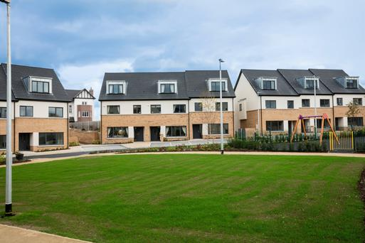 Glenside at Carrickmines Green sees the launch of 15 well-located family homes that include three-, four- and five-bedroom houses