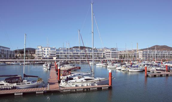 The Marina in Greystones, where units were priced at €485,000 plus, has sold approximately 45 units so far.