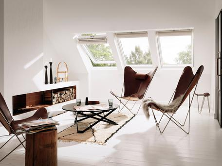 Think about an attic conversion as a place to escape rather than a bedroom - look at the use of the room, it might make a good cinema or den, especially if you are limited in space on the ground floor. You might even find you have room for a rooftop terrace, subject to planning, of course.
